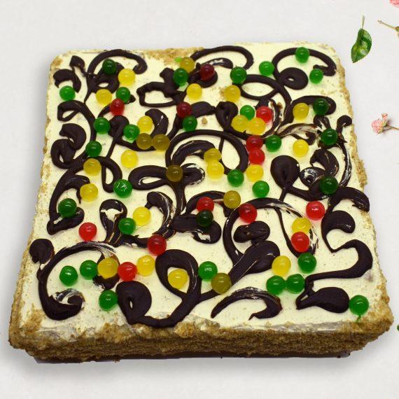 Торт Нежное под заказ в Кобрине