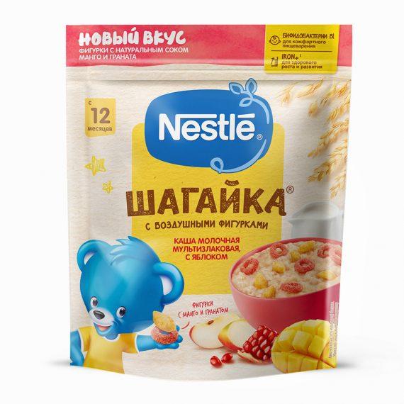 Каша Nestle молочная