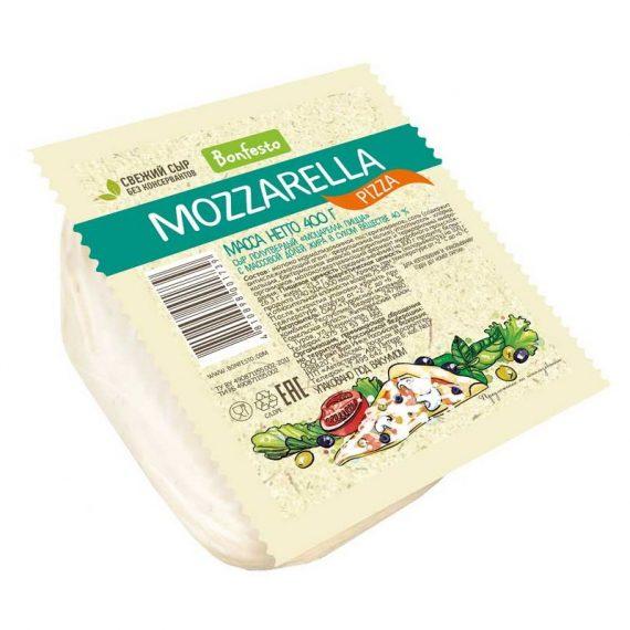 Mozzarella Pizza Bonfesto