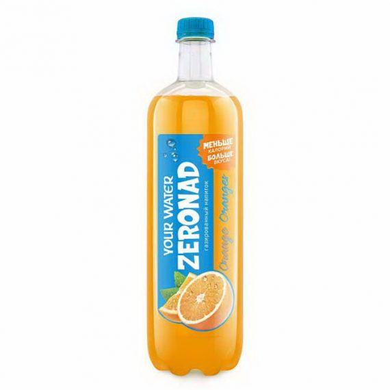 Напиток Зеронад Апельсин
