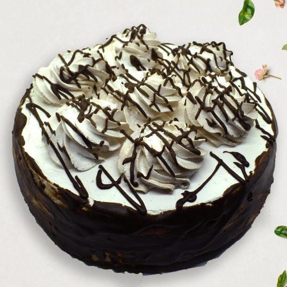Вкусный торт Кофе со сливками