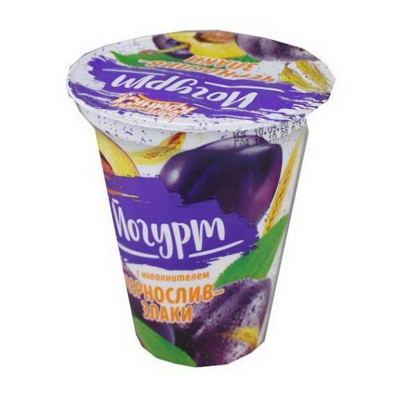 Йогурт чернослив