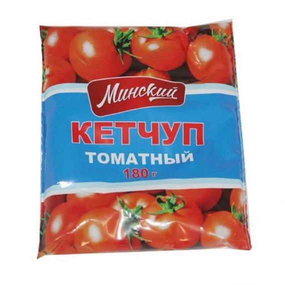 Кетчуп Минский томатный 180 г