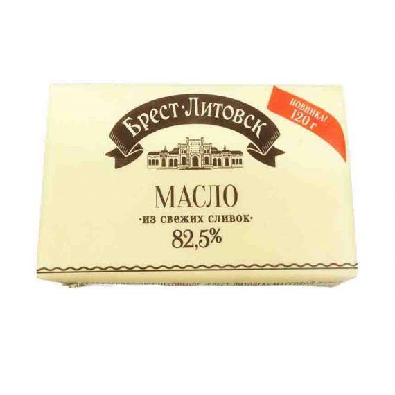 Масло сладкосливочное несоленое 82.5