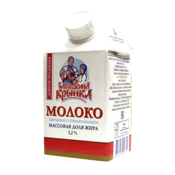 Молоко 3,2