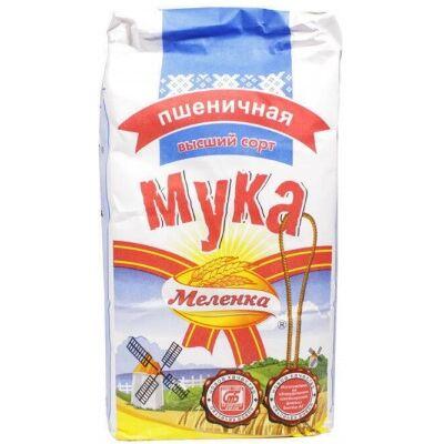 Мука пшеничная М54-28