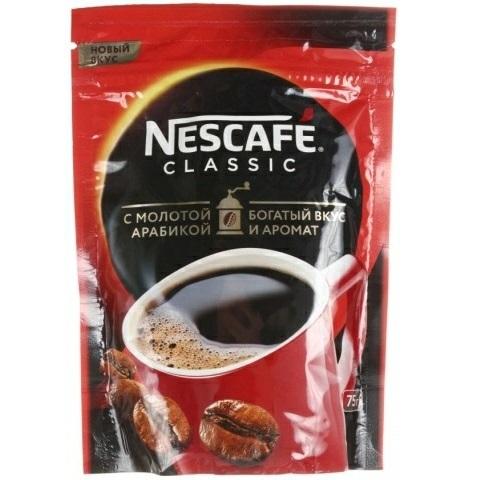 Nescafe Classic, 75 г