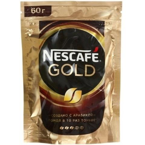 Nescafe голд