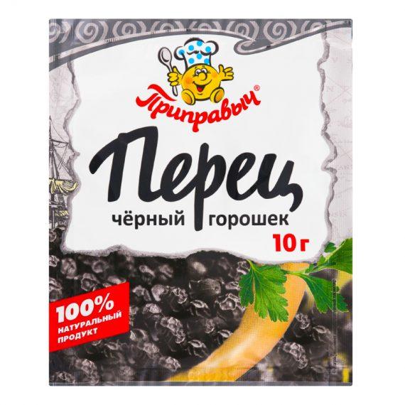 Перец черный горошек 10 г