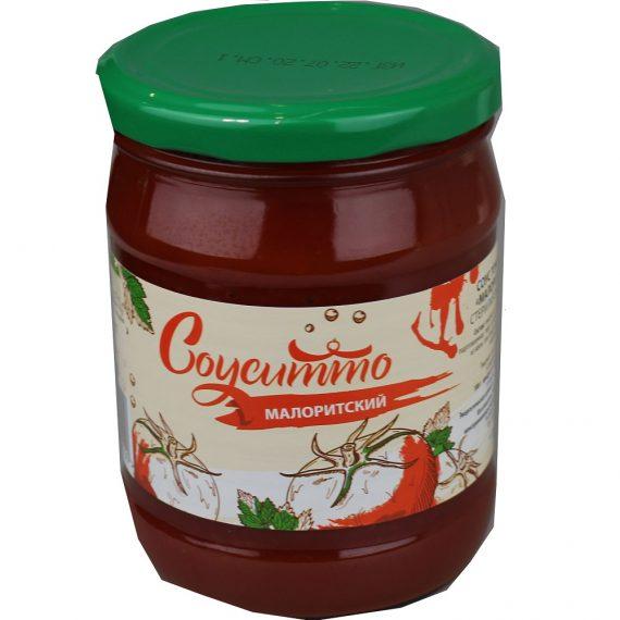 Соус томатный Малоритский