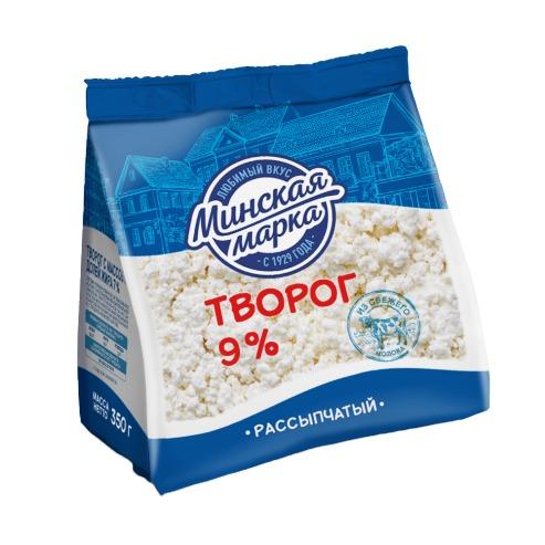 Творог Минская марка